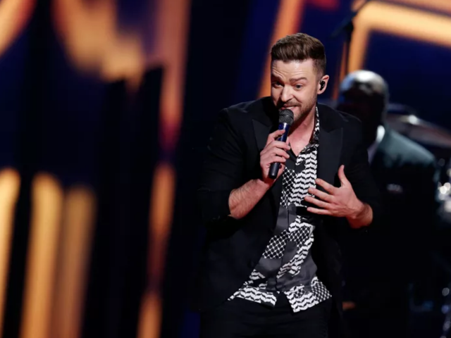 Justin Timberlake Admits He Hooked Up With a Spice Girl