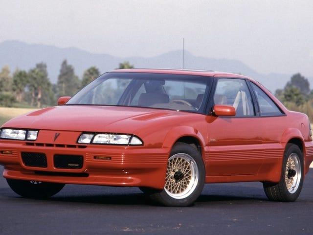 Keluarga Sepanjang Saya Melangkah Grand Prix 1989 Pontiac kami, Kereta Yang Mengajar Saya Cara Cintai Kereta