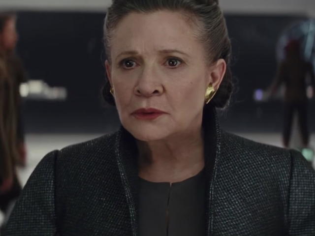 J.J. Abrams describes process of working Carrie Fisher into Star Wars: The Rise Of Skywalker