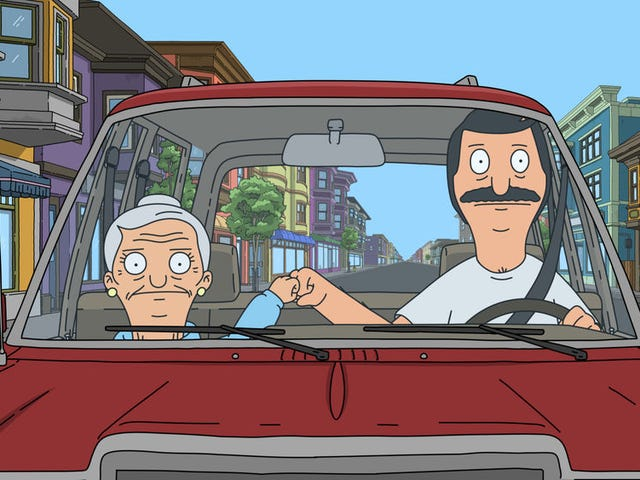 """Bob's Burgers asks, """"What if Collateral were about quilts?"""""""