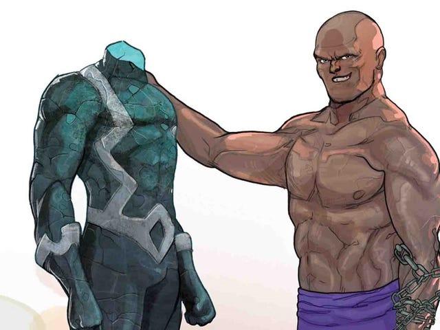 Terbitan Terbaik Black Bolt adalah Semua Mengenai Creel Crusher