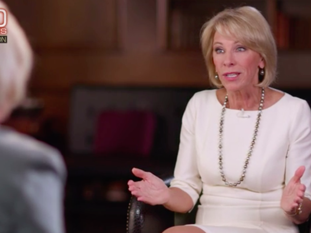 A List of Things Betsy DeVos Doesn't Know, According to Betsy DeVos