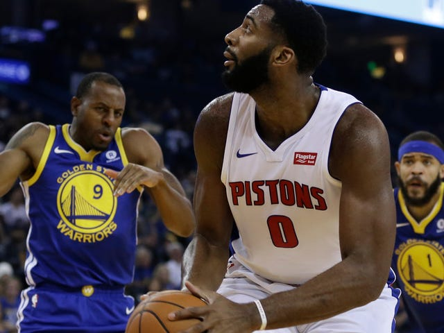 How The Heck Did The Pistons Beat The Clippers And Warriors?