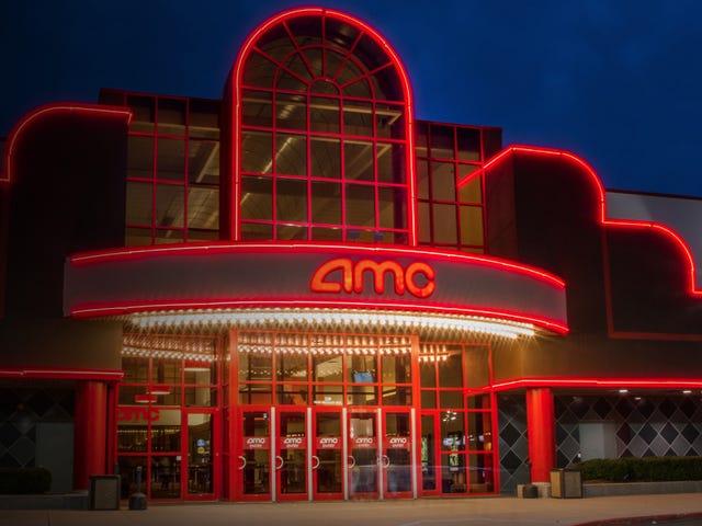 Los teatros AMC no están contentos con el nuevo servicio Super Cheap MoviePass