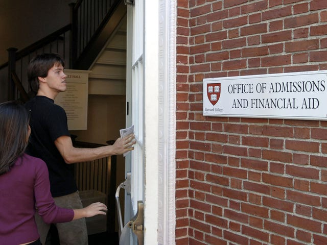 Justice Department Threatens to Sue Harvard Over Race-Based Admissions Practices