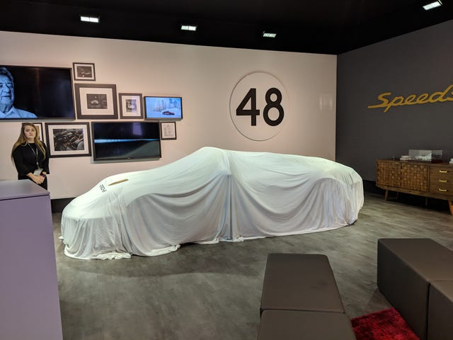 Δημιουργία χωματερή NY Auto Show