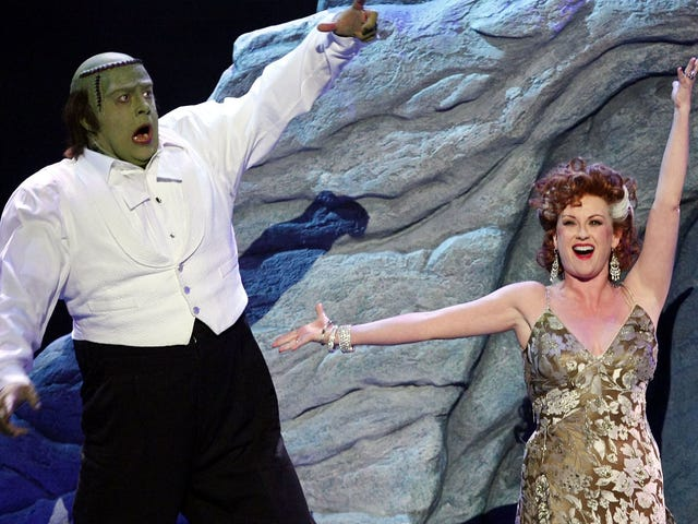 ABC's next live musical will be Young Frankenstein—sorry, Fronkensteen