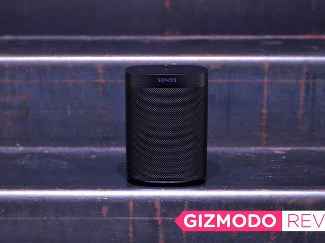 Sonos Finally Squished Alexa Into a Speaker, But Maybe Just Buy a Dot