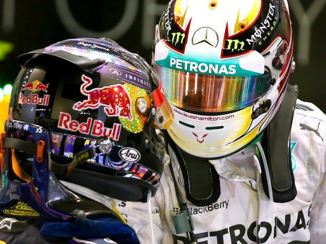 Formel 1 tar viktig handling mot midtsesonghjelmendringer