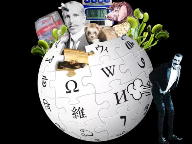 Vikipedi'den En Büyük 'Olağandışı Makaleler'