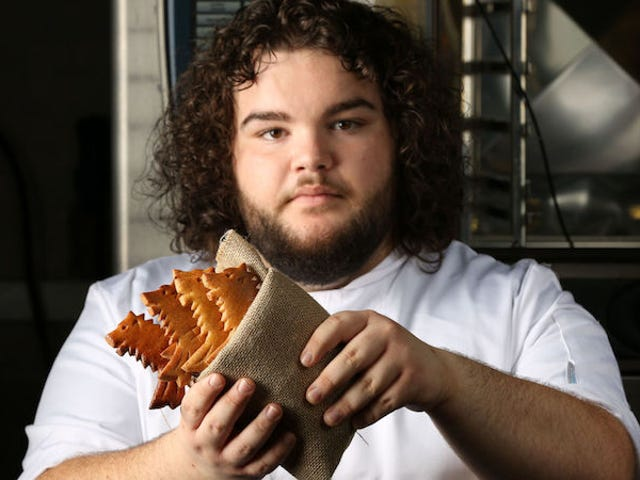 The Actor Who Plays Game of Thrones' Hot Pie Has a Real Bakery and Sells Direwolf Bread