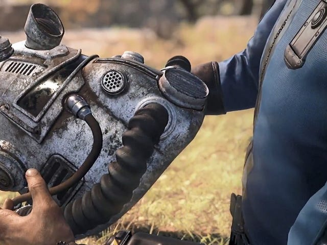 Fallout: 76 Ay Hindi Talaga Isang Fallout Game, At Iyan ay OK