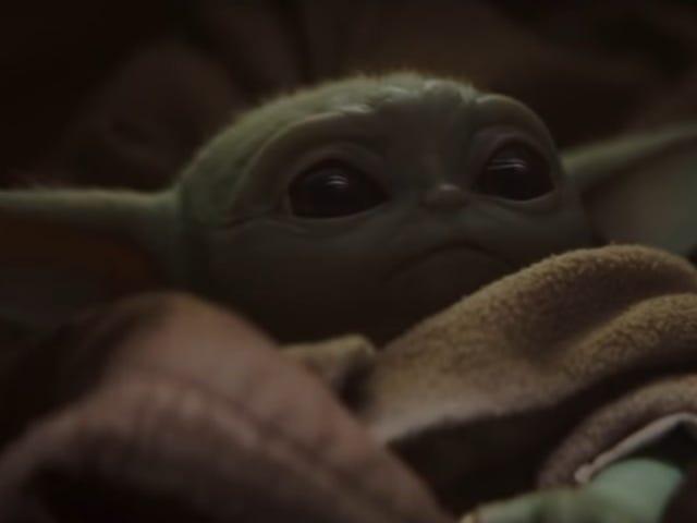 """Berhenti berlawan, pedants: Bayi Mandalorian Yoda adalah, dan mesti selamanya, """"Baby Yoda"""""""
