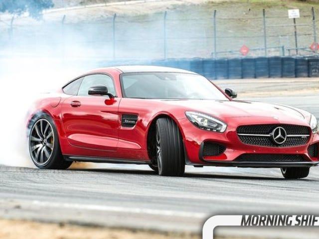 Ang Mercedes ay Pinatay Ito Kanan Ngayon