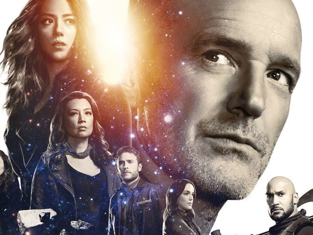 Agents of SHIELD's Final Season Won't Air Until Next Summer, But There May Be a Great Reason for That