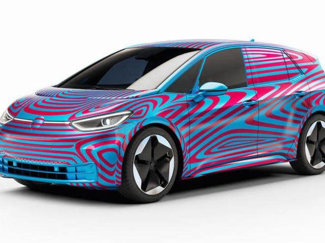 VWの最初の量販EVは、2020年半ばに予定されている出荷でID.3と呼ばれる