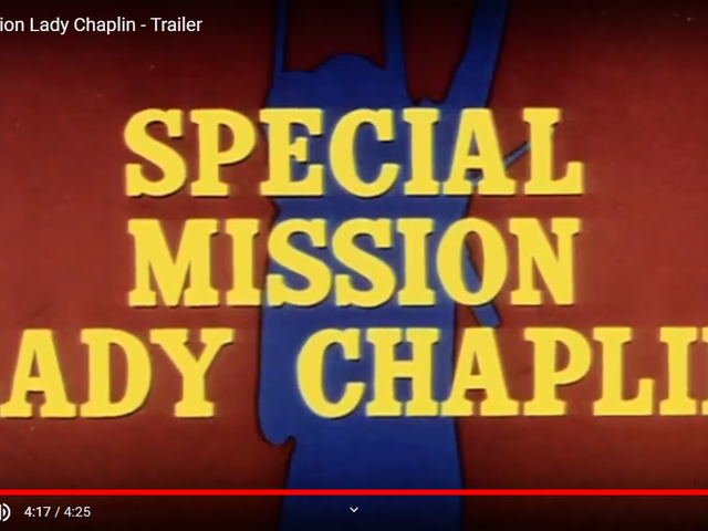 Special Mission Lady Chaplin (1966)