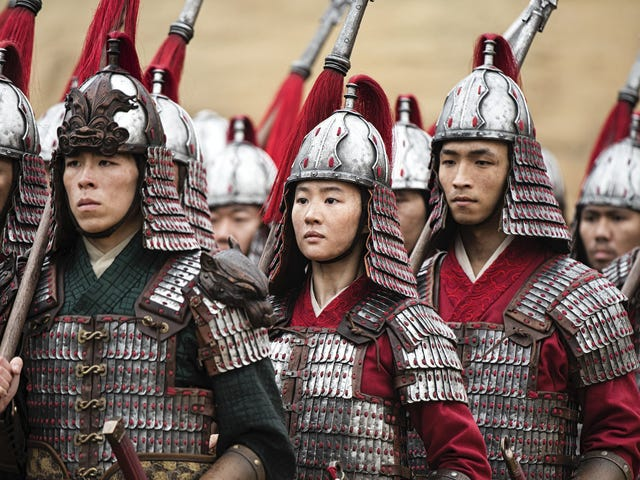 Mulan rides multiple controversies to a disappointing debut in China