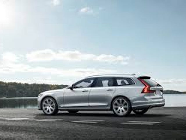 So glad Volvo is back in the wagon game
