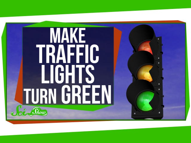 All the Ways You Can Make a Red Traffic Light Turn Green