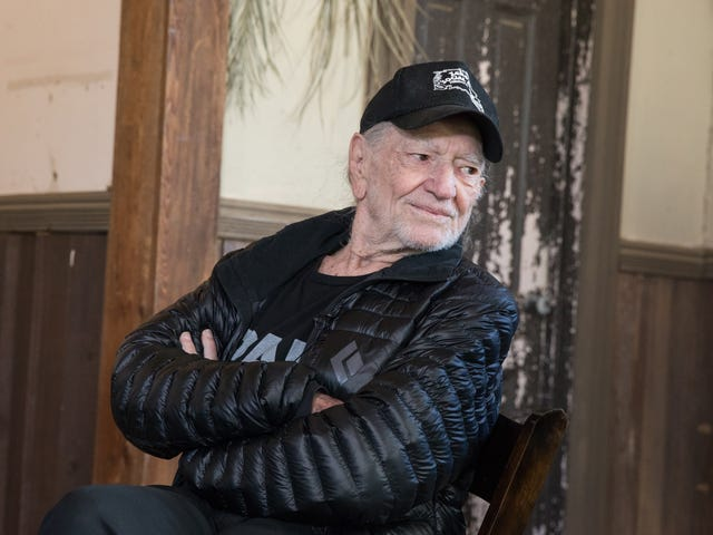 Well, shit, Willie Nelson quit smoking pot