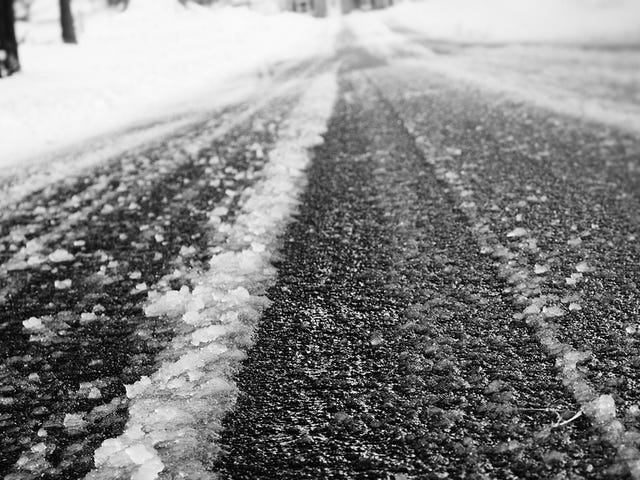 Salting Roads Saves Lives, But Also Takes a Major Environmental Toll