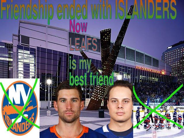 Leafs fans, you happy?