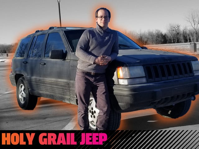 I Bought A 260,000-Mile 'Holy Grail' Jeep Grand Cherokee Sight Unseen From The Middle Of Nowhere. Getting It Home Nearly Broke Me