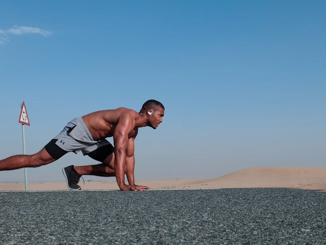Work Every Muscle With This Bodyweight Exercise Chart