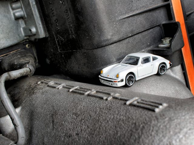 LaLD Engine Week: 6 Cylinders - Porsche 911 Carrera Custom