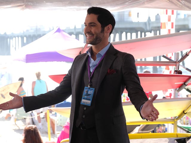 """It's """"All About Her,"""" butLucifer still tries to make it all about him"""