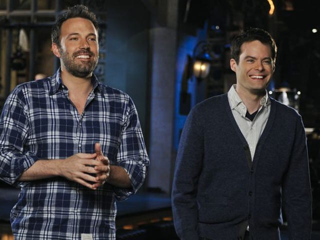 "<i>Saturday Night Live</i> : ""Ben Affleck;  Kayne West """