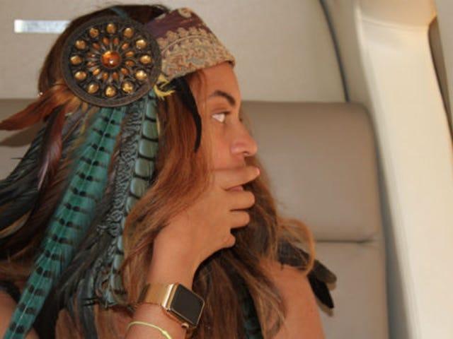 Der er en Secret Gold Link Apple Watch og Beyoncé har det