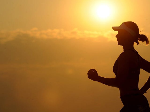 Try Running Without Music