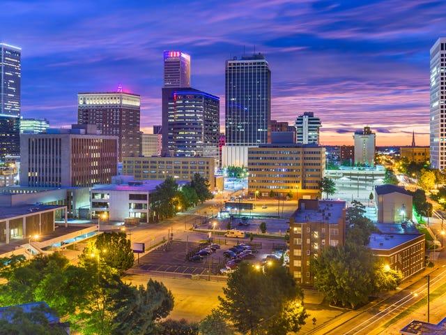 Get $10K to Move to Tulsa, Oklahoma