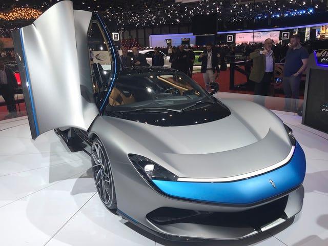 Eléctricos, híbridos y rápidos: los 10 vehículos más sorprendentes del Salón del Automóvil de Ginebra 2019