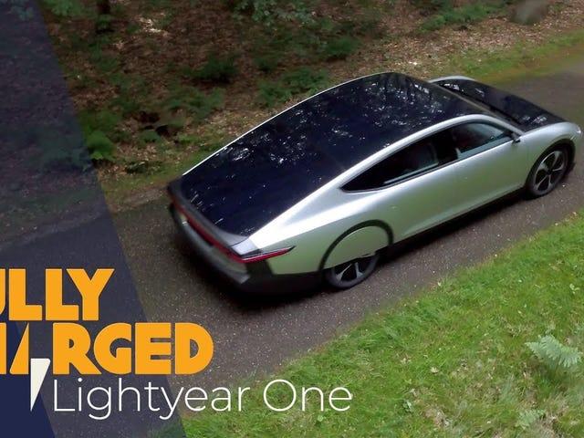 เกี่ยวกับ Lightyear One นั้น ... มีวิดีโอทดลองขับ