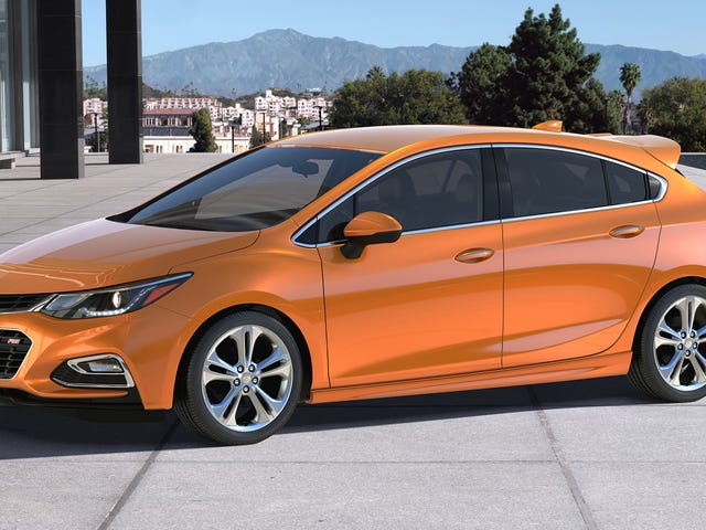 The 2017 Chevy Cruze Hatchback: This Is It