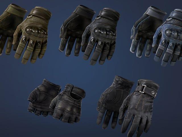 Counter-Strike's nye handsker ser snazzy ud