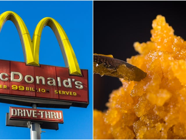 Idaho man arrested for offering marijuana wax on Facebook to anyone who brought him fast food