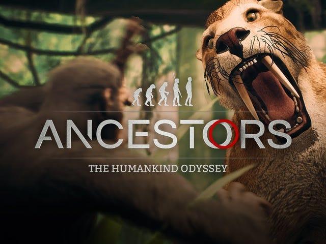 Patrice Désilet's förfäder: Humankind Odyssey anländer till PlayStation 4 och Xbox One i december