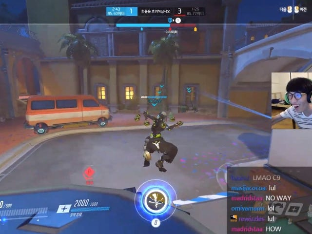 Top Overwatch Players Fall For The Oldest Trick In The Book