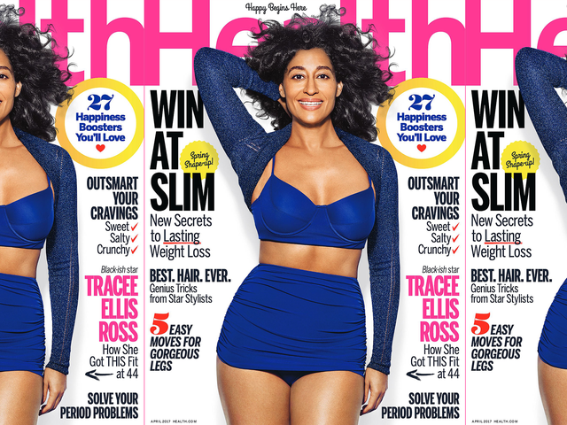 Tracee Ellis Ross On Accepting Her Nice Big Ass: 'I've Been At Odds With My Body For Many Years'