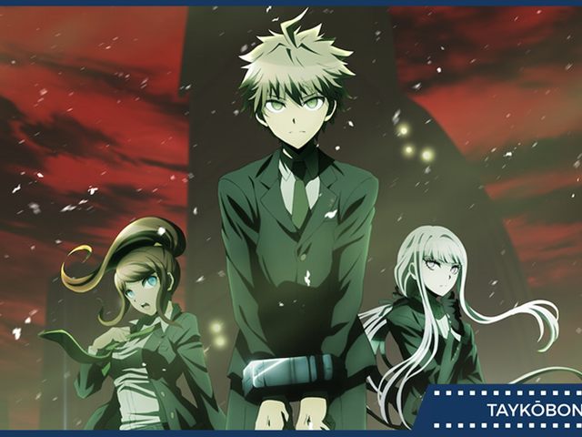 Danganronpa 3: The End of Hope's Peak  Academy - Anime Series Blog [10 / 12]