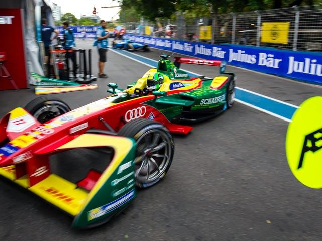 Austin Wants A Formula E Race In 2018 But Not On Its F1 Track