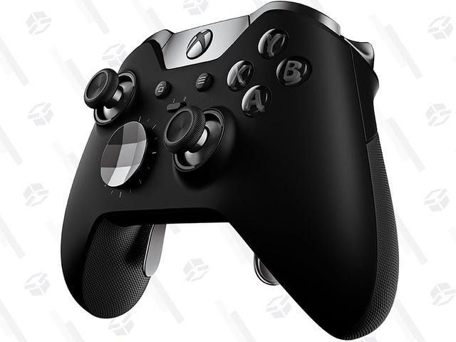 Play Through All the Big Fall Game Releases With a Discounted Xbox Elite Controller
