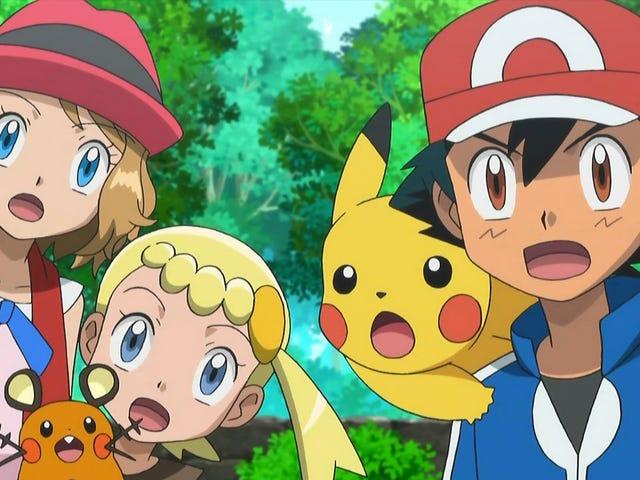 Laporan: Perang Pembasmian Maksimum <i>Pokémon</i> Filem Tindakan Langsung