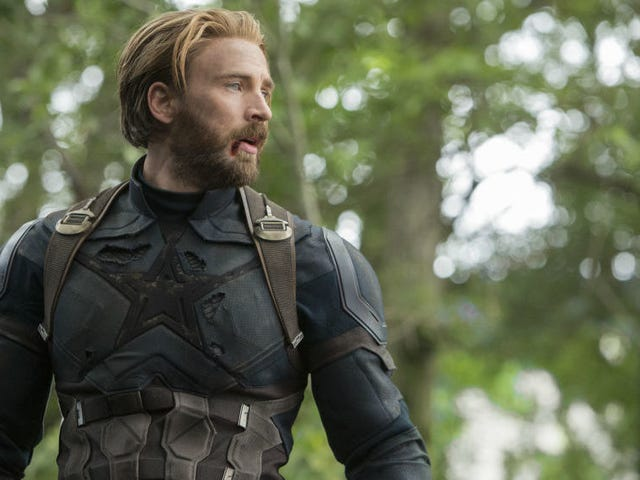 Chris Evans Sure Makes It Sound Like He's Done With Captain America