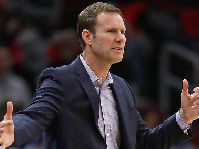 El decepcionante tiempo de Fred Hoiberg con The Bulls ha llegado a su fin