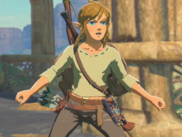 Aanhangers proberen al <i>Breath of the Wild</i> <i>Zelda</i> tijdlijn <i>Breath of the Wild</i> te plaatsen